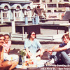 What FUNNNN TIMES!!  We used to regularly have Sunday Brunches on the rooftop at my apartment at 1163 Pine Street.<br /> <br /> Left to Right:  Mark Rouche (RIP my sweet friend), Gary Hicks, Ann___, ___, ____