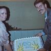 Uncie Bob Skinner's Retirement Party & ME Vicki Skinner - 1980