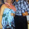 "ME - Vicki SKinner - the ORIGINAL ""Sarong Goddess""!!) & Brian Vouglas in San Francisco!!  (around 1982)"