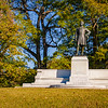 Statue Honoring Major General John A. Logan