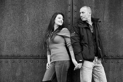 Vicky & Kev
