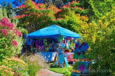 Arts & Music in the Garden