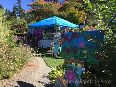 Arts & Music in the Garden