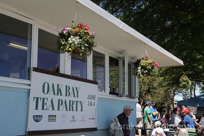Oak Bay Tea Party