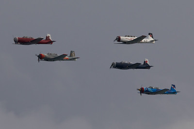 Remembrance Day Fly Pass 2020