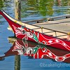 First Nations Canoe