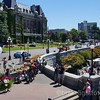 The Causeway in the Inner Harbour of Victoria