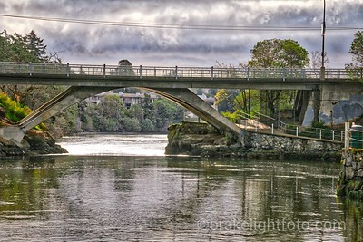 Tillicum Bridge and the Tillicum Narrows