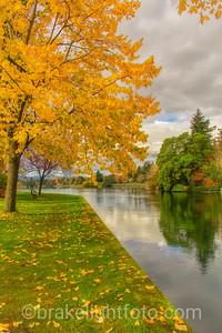 Esquimalt Gorge Park