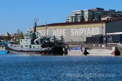 Point Hope Shipyard
