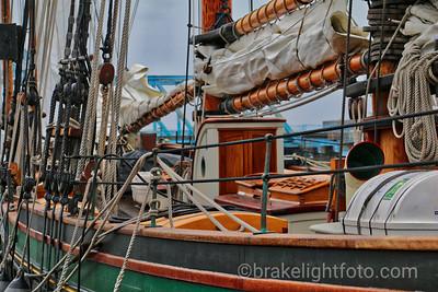 Pacific Grace Tall Ship