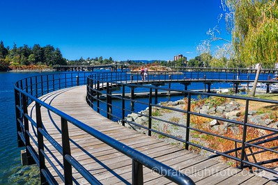 The Selkirk Waterfront Walkway