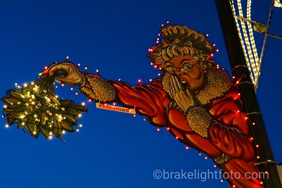 Downtown Christmas Decoration