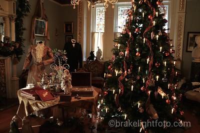 Craigdarroch Castle Christmas
