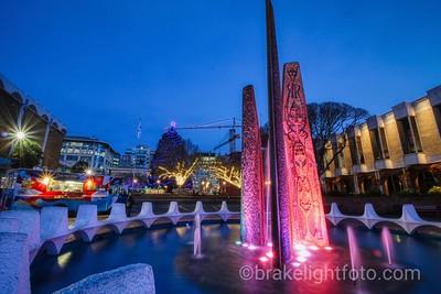 Centennial Square Christmas