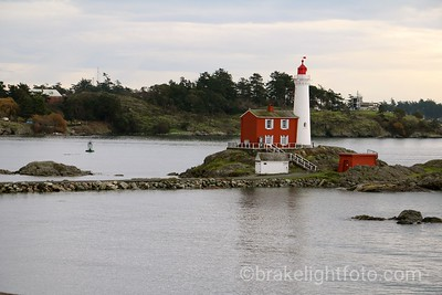 Fisgard Lighthouse at Fort Rodd Hill