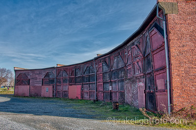 Roundhouse at the Railyards