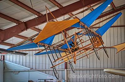 Gibson Twin Plane Replica