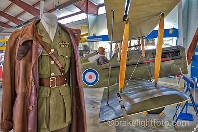 WW I Uniform & S.E. 5A