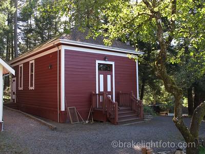 Caleb Pike  School House
