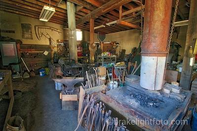 Heritage Acres Black Smith Shop