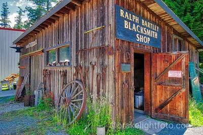 Heritage Acres Blacksmith Shop