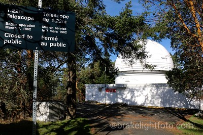 1.22m Telescope at the  Dominion Astrophysical Observatory