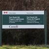 Fort Rodd Hill Sign