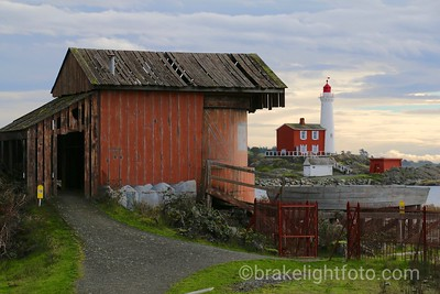 Search Light Building & Fisgard Lighthouse