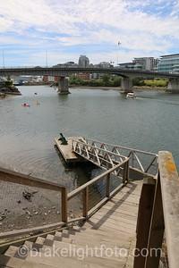 Point Ellice House Dock