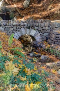 Dominion Brook Park Stone Bridge