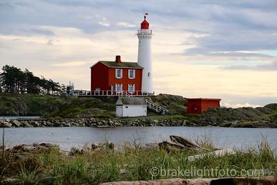 Fisgard Lighthouse at Fort Rodd Hill