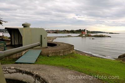 Fort Rodd Hill and Fisgard Lighthouse