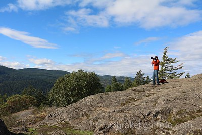 Mt. Finlayson Summit