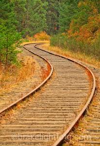 E & N Rail Line