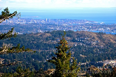 Mt. Finlayson Views of Victoria