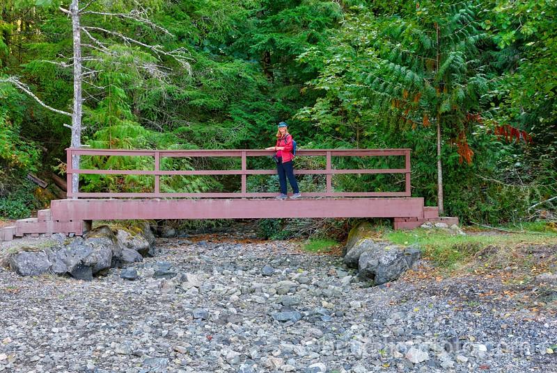 McKenzie Bight Trail