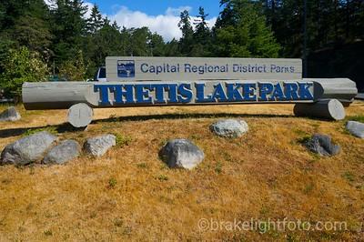 Thetis Lake Park