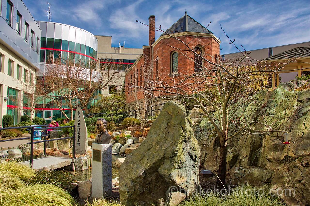 Dr. Inazo Nitobe Memorial Japanese Garden
