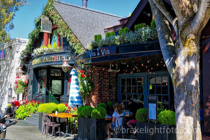 The Penny Farthing Pub