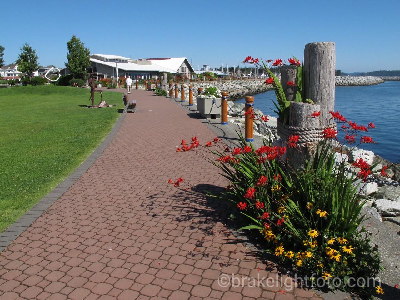 Sidney Waterfront Walkway
