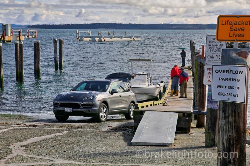 Tulista Boat Launch