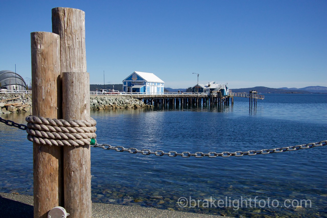 Sidney Waterfront Walkway & Fisherman's Wharf