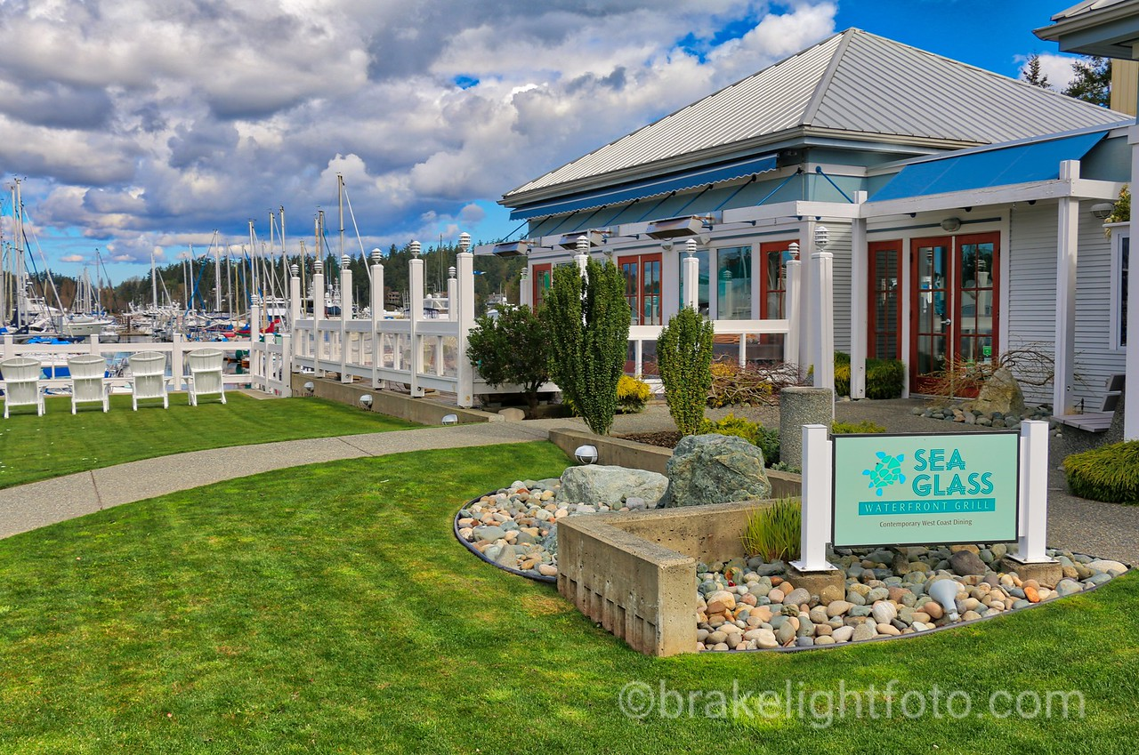 The Sea Glass Waterfront Grill
