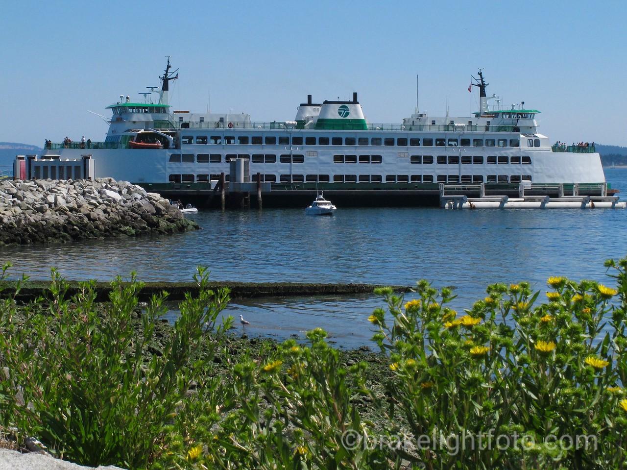 The Anacortes Ferry