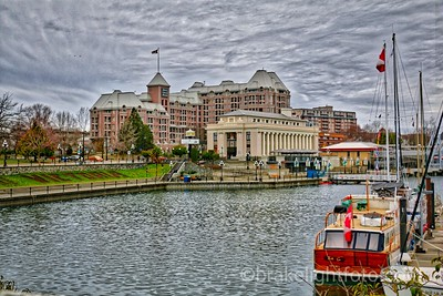 Steamship Building & Hotel Grand Pacific
