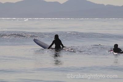 Jordan River Surfing