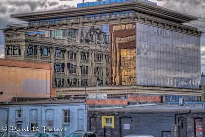 Hudson reflection