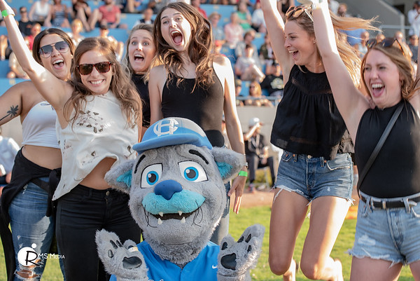 Victoria HarbourCats – Chilliwack Live in Concert – Festival Fun | Royal Athletic Park | Victoria BC