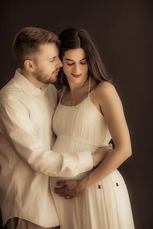 Victoria & Randy Maternity Portraits